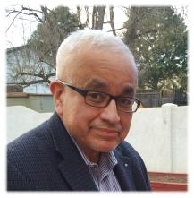 Joe Barrera, Publisher, Literary Journal