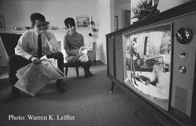 Tet Offensive (Warren K Leffler)