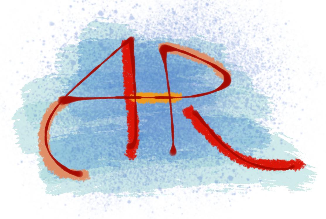 AR monogram H
