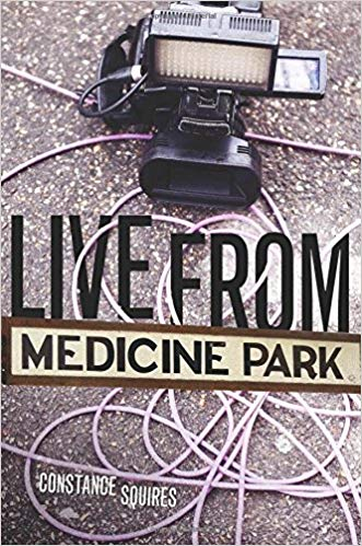 Live From Medicine Park bookcover